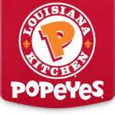 WANTED POPEYE'S Locations across GTA- have buyers