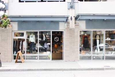 Established Clothing Retail Store for Sale in Vancouver, BC