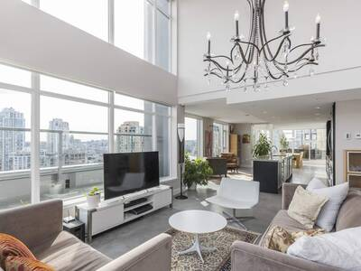 Stunning Penthouse for Sale in Yaletown Vancouver, BC