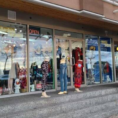 Well Established Clothing Shop for Sale in White Rock Beach, BC