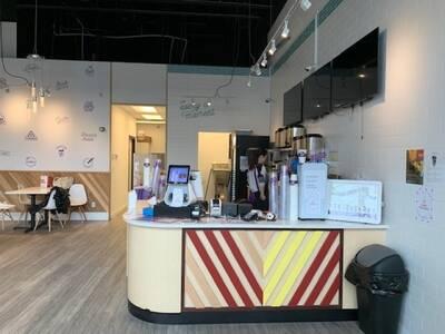 Franchise Bubble Tea Shop for Sale in Surrey, BC