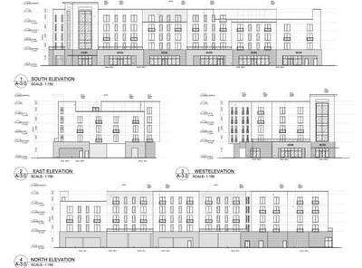 2 Acres Serviced lot Mixed use 82 Condos + 5 Retail supported by the City of Barrie