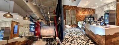 Salus Fresh Foods & Crepe Delicious Urban Cafe - Dual Restaurant London, ON