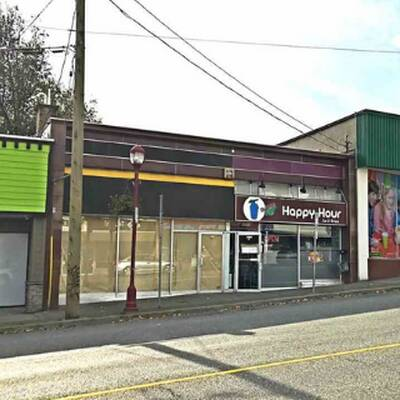 Freestanding Commercial Building for Sale in Abbotsford, BC