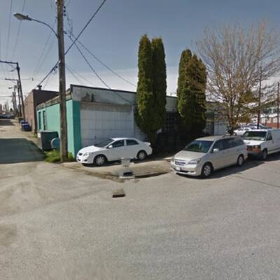 Freestanding Auto Repair Shop for Sale in Vancouver, BC