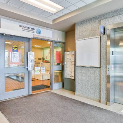 Easy Access Medical Office Space for Lease in Brantford, ON