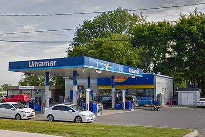 Freehold Land Development with Ultramar Gas Station for Sale in Fredericton, NB
