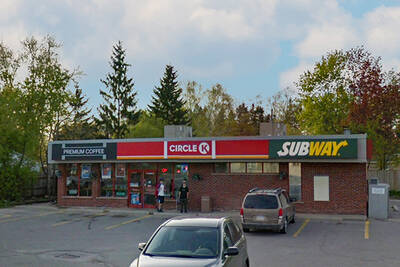 Busy Circle K Convenience Store for Lease in Shelburne, ON