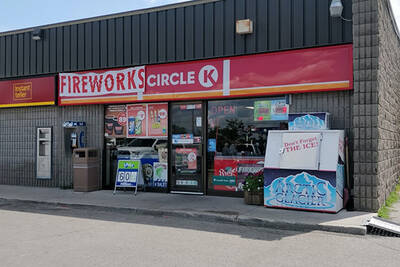 Busy Circle K Convenience Store for Lease in Bridgenorth, ON