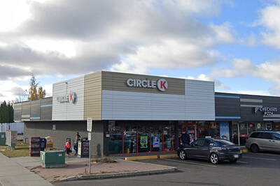 Busy Plaza Circle K Convenience Store for Lease in Edmonton, AB
