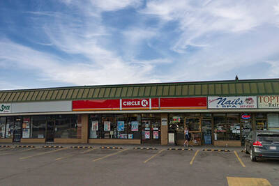High Traffic Busy Circle K Convenience Store for Lease in Calgary, AB