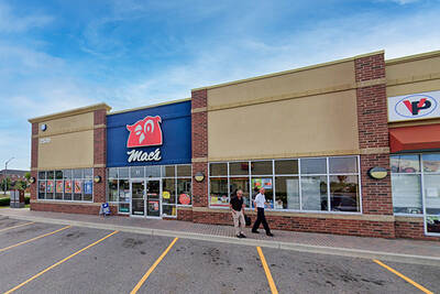 Busy Mac's Convenience Store for Lease in Oakville, ON