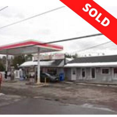 Commercial Property with Gas Station for Sale 4 Hrs from Toronto, ON