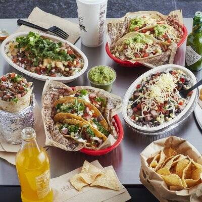 Fresh Mexican Grill Franchise Restaurant for Sale near Kitchener