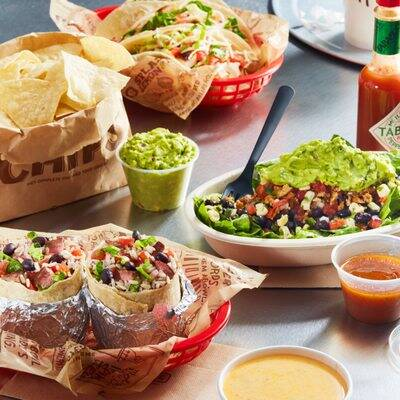 Established Fresh Mexican Grill Franchise Restaurant for Sale in Brampton