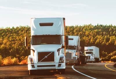 Lucrative Trucking Business