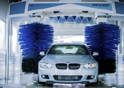CAR WASH WITH PROPERTY - WINDSOR