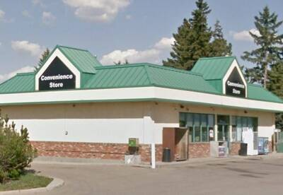 High Traffic Gas Station with Convenience Store for Sale in Ponoka, AB