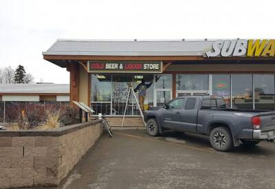 Liquor Store for Sale near Prince George, BC