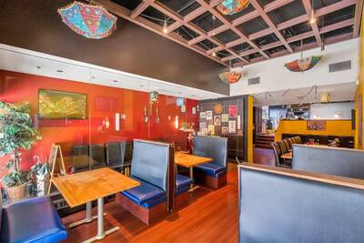 Profitable Gourmet Indian Restaurant for Sale in Vancouver, BC