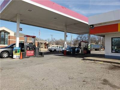 ESSO GAS STATION WITH COFFEE SHOP - NEAR PETERBOROUGH