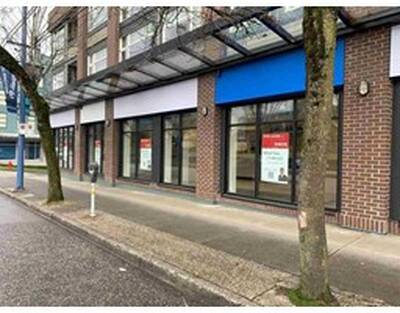 Great Exposure Large Retail Space for Lease in Vancouver, BC