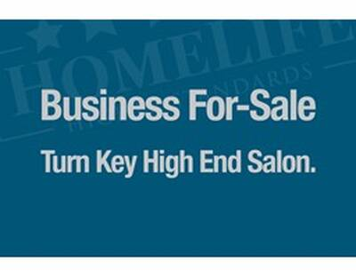 Turnkey Hair Salon for Sale in Fraser Valley, BC
