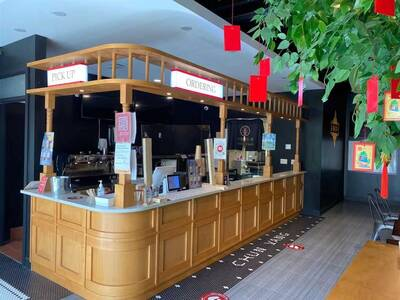Newly Renovated Bubble Tea Shop for Sale in Kerrisdale, BC