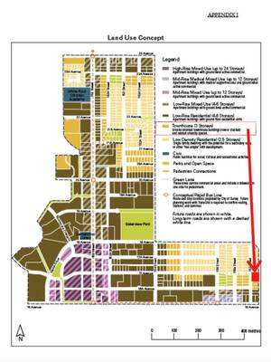 Proposed Townhome Land Development for Sale in Surrey, BC