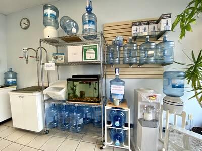 Purified Water Retail 3445 Main St.