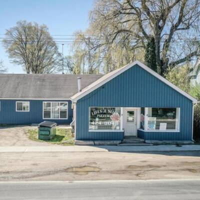 Established Pizza Shop for Sale in New Lowell