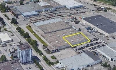 Large Industrial Warehouse Space for Lease in Kelowna, BC