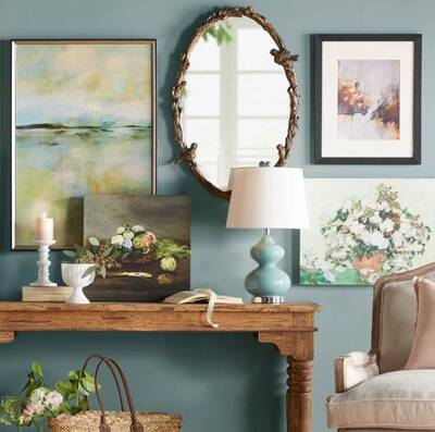 Online and Retail Home Decor Store