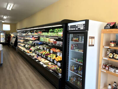 Enjoy Significant Profits and a Simpler Relaxed Lifestyle with this Waterfront Commercial Building and Grocery Store