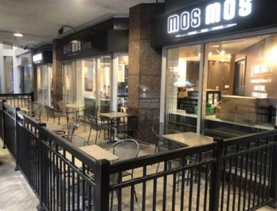 655 Bay St. Toronto Mos Mos Coffee Cafe For Sale