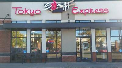 Tokyo Sushi Express Fast Casual Scona Market Edmonton For Sale