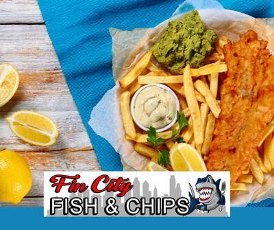FIN CITY FISH AND CHIPS FRANCHISES FOR SALE