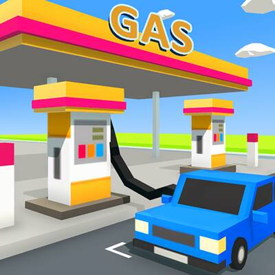 GAS STATION WITH 4 BEDROOM APARTMENT FOR SALE