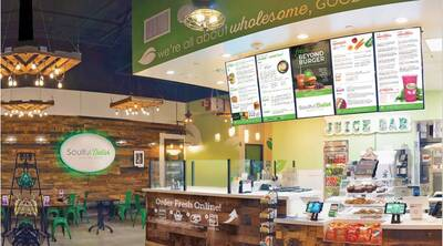 Soulful Delish Healthy Café Barrie - Fast-Casual Food Franchise