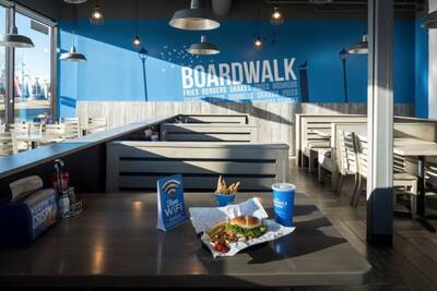 Boardwalk Burgers Fries Shakes RestaurantKingston, ON