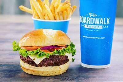 Boardwalk Burgers Fries Shakes RestaurantOshawa, ON
