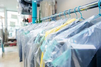 DRY CLEANING DEPOT FOR SALE