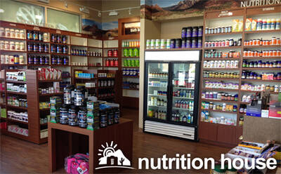 NUTRITION HOUSE FRANCHISE FOR SALE IN HUDSON BAY CENTRE
