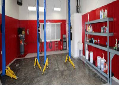 MECHANIC SHOP FOR LEASE IN STOUFVILLE