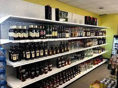 GAS STATION WITH APARTMENTS AND LCBO AND BEER STORE FOR SALE