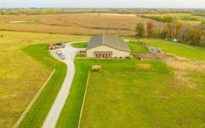 FARM HOUSE WITH 100 ACRES OF LAND FOR SALE