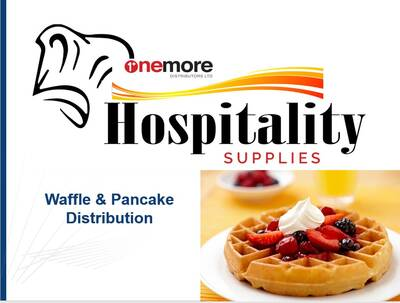 Waffle and Pancake Distribution Business for Sale. Great Opportunity to expand