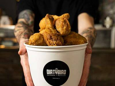 THE DIRTY BIRD IS NOW FRANCHISING - Join us for early-bird package - AAA locations - Great opportunity