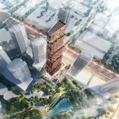 CG Tower Condos in Vaughan