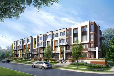 DownsView Park Towns for Sale in Toronto